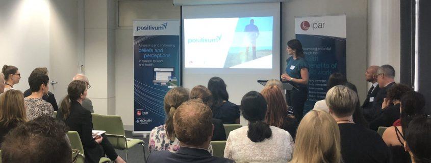 Positivum launch 2018